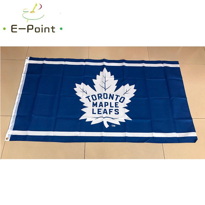 2020 Toronto Maple Leafs Hockey Flag 3 X 5 Ft Polyester Flag Banner Decoration Flying Home Garden Flag Festive Gifts From Highqualit05 18 05 Dhgate Com