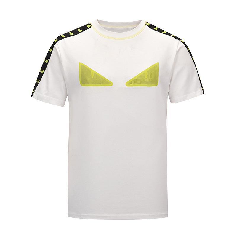SS del progettista del Mens magliette esplosione Womens Mens lettere stampate magliette con modello Uomini lusso di modo SUPERA IL T Mens Trend Abbigliamento