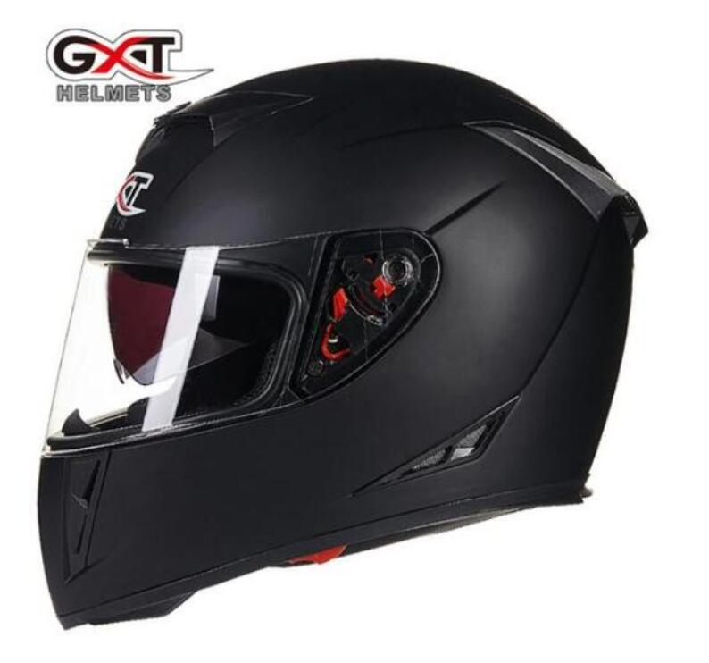 Brand new original high quality gxt full face motorcycle helmet winter hat motorcycle helmet Casco Capacete12