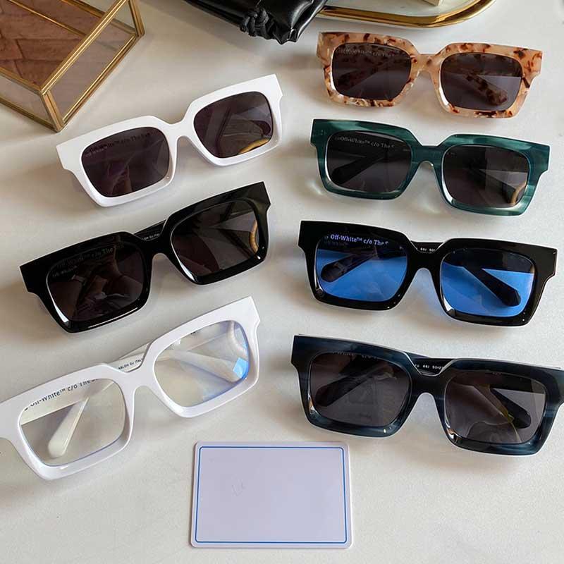 Звезды с тем же стилем европейского и американского хип-хопа поляризованных солнцезащитных очков мужчин и женщин полный кадр очки