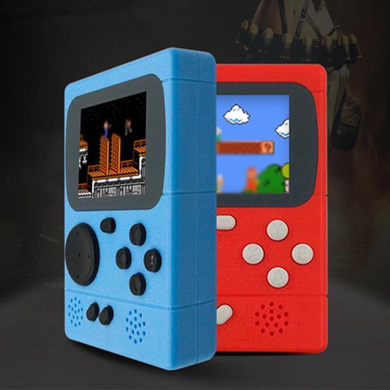 cgjxs Cgjxs 2019 Mini Handheld Game Console Emulator может хранить 198 Видеоигры карманной консоли Pk Rs -6 168 игры