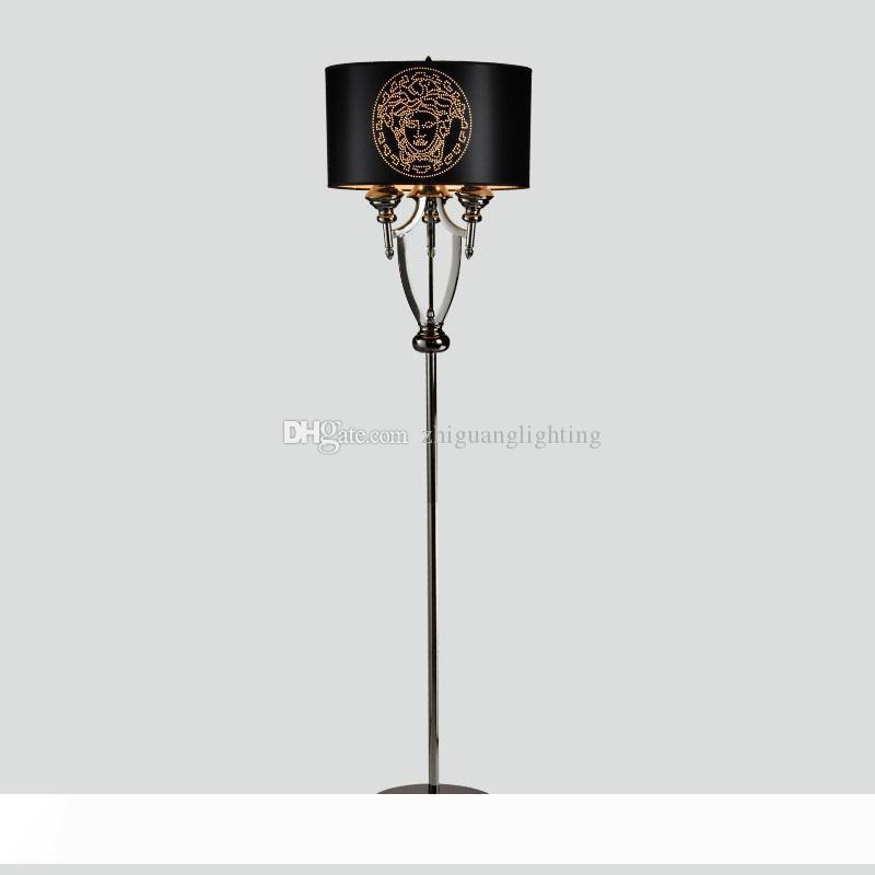 Современная постмодернистского неоклассического творчество простого модели оборудования лампы освещение спальня гостиная кабинет торшер