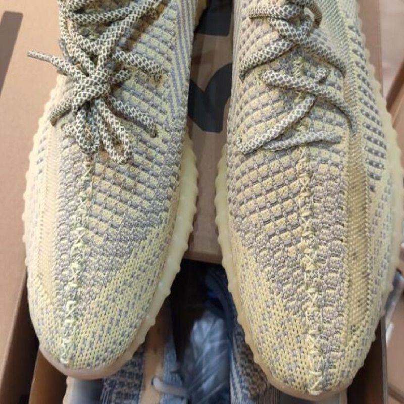 Usa Bubble Wrapp con la scatola Yecher Eliada Abez scarpe da corsa di Kanye West all'aperto Uomo Donna Sport Trainers sneakers eur all'ingrosso 36-46