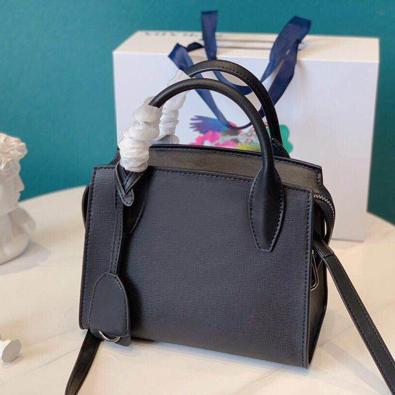 أفضل مصمم الفاخرة المحفظة الكلاسيكية حقيبة يد السيدات أزياء صفراء قابض حقيبة جلد ناعم رسول أضعاف حقيبة يد حقيبة fannypack مع مربع