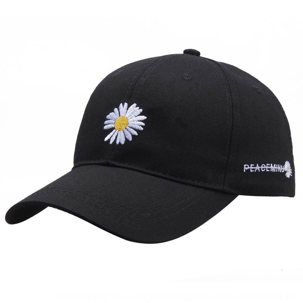 Papatya şapka kadın yaz İnternet ünlü erkekler Kore tarzı tüm eşleşiyor ins beyzbol beyzbol şapkası kap güneş güneş şapkası