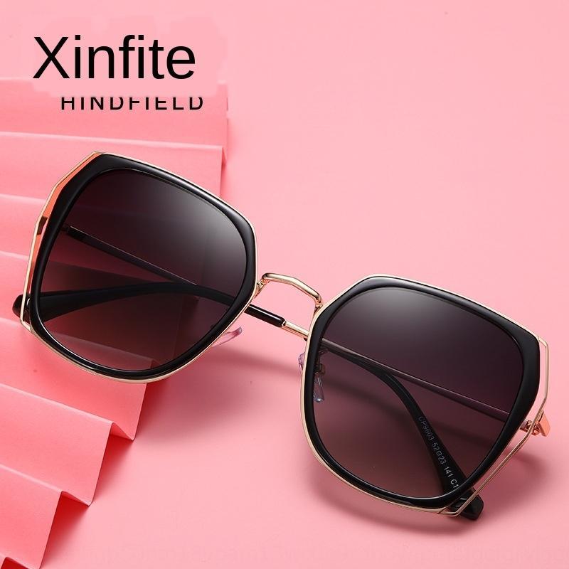 Moda Wo sol 2020 gafas de los vidrios del conductor universales de los nuevos hombres y gafas de sol polarizadas de las mujeres