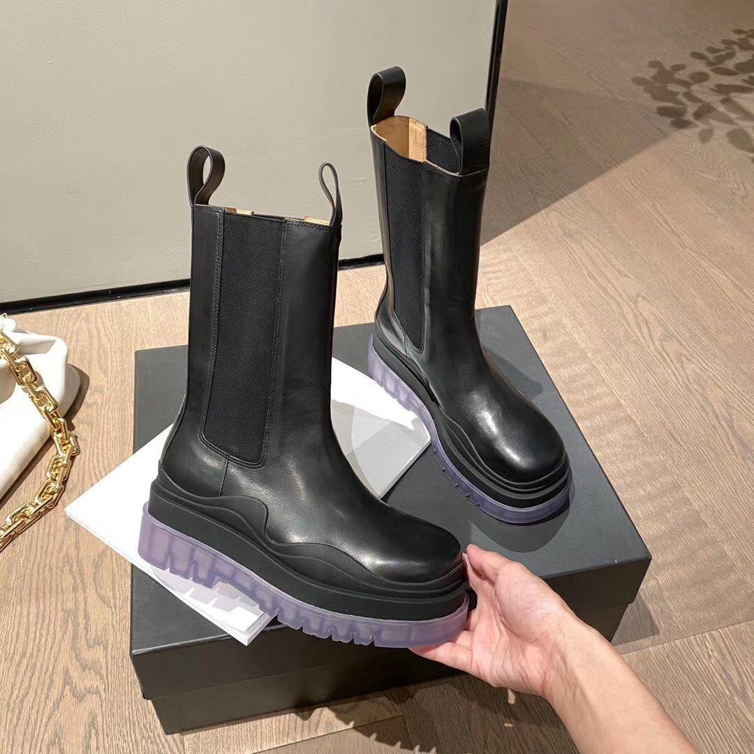 Satin Al Bottega Veneta Boots 2020 Yeni Moda Marque Patik Lastik Bot Kadin Platformu Tiknaz Cizme Bayan Cizme Luxe Tasarim Kadinlar Botlar Orta Buzagi Desig Botlari Boyutu 35 40 Tl627 25 Dhgate Comda