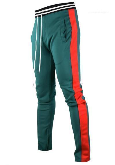 Casual Male sport Pantalons Pantalones Hommes Vêtements Styliste Jogger Pantalons Hommes Printemps 20SS