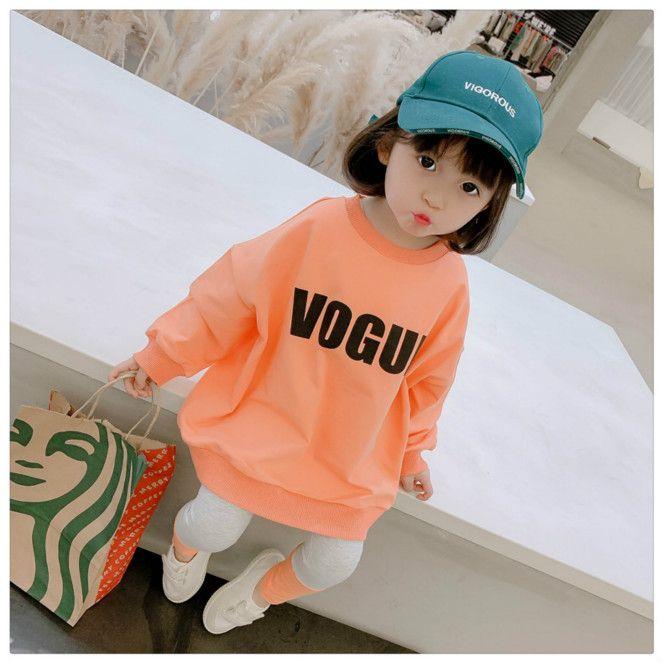 Niños camisetas ocasionales 2020 de la venta caliente Niñas Niños Unisex letra impresa manera sudaderas con capucha de manga larga tapas del bebé niños Jerseys