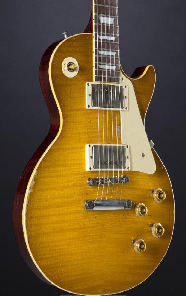 Qualità Chitarra elettrica Personalizzata Aged / Relic Guitars Guitars Burst