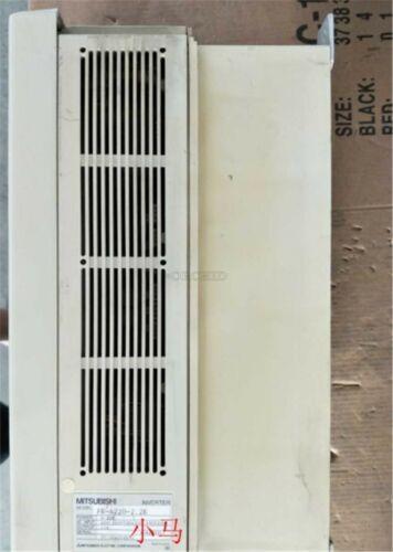 1Pc Mitsubishi Inverter FR-A220-2.2K FRA2202.2K Geprüft Zustand gebraucht lh