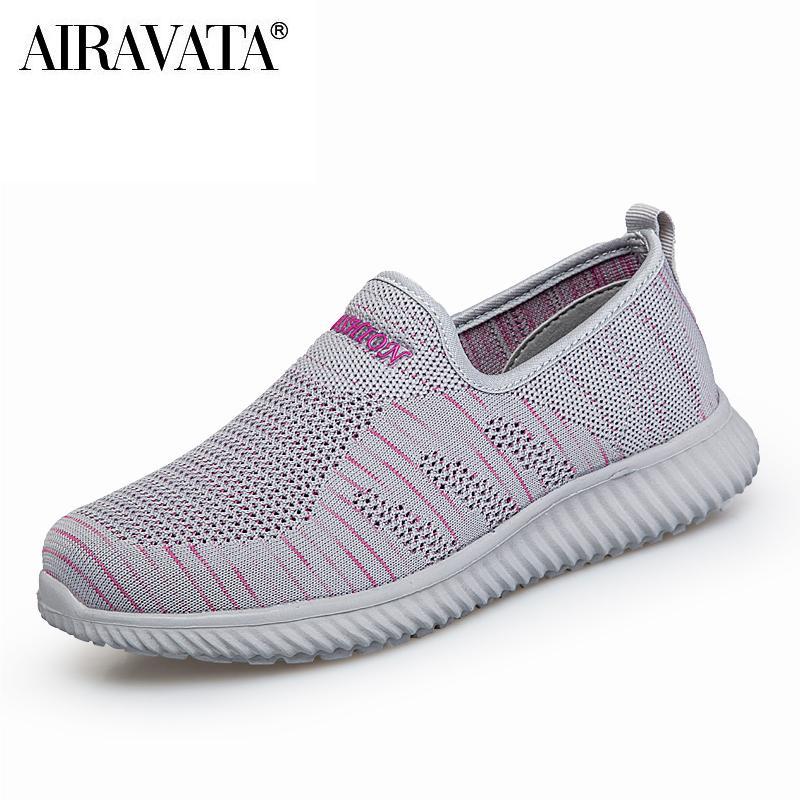 Мужчины Женщины Мокасины Мода Дышащая Повседневная обувь Открытого Comfy Сафть обувь Размер 36-44 кин
