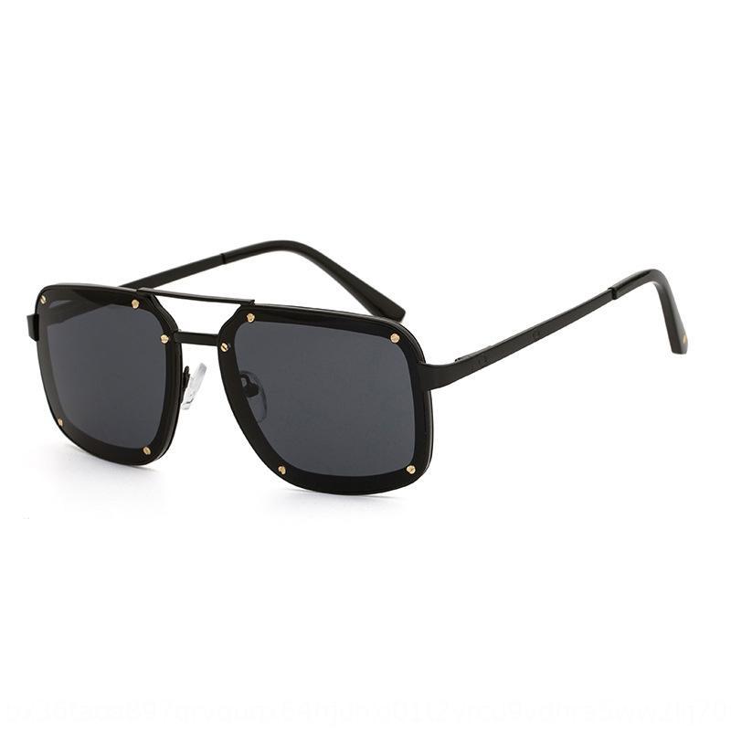2020 nuovi ESW00432 SANTOS rivetti uomini sole primaverile gli occhiali da sole degli uomini delle gambe occhiali da sole quadrati