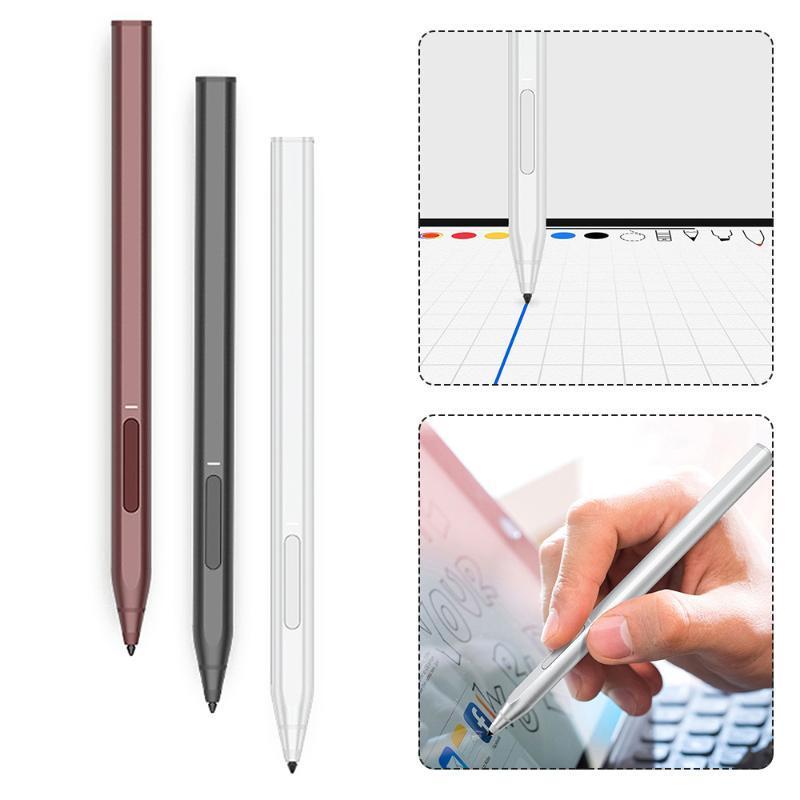 Аккумуляторная Магнитный стилус для поверхности Pro 7/6/5/4/3 Нового Aablet Pen Tablet Drawing Стилус для ноутбука с магнитным