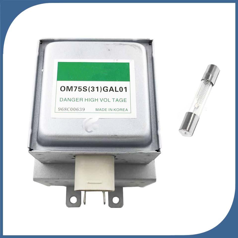 OM75S için Mikrodalga Fırın Magnetron® (31) GAL01 Magnetron® Mikrodalga Fırın Parçaları Mikrodalga Ve sigorta Fırın Magnetron