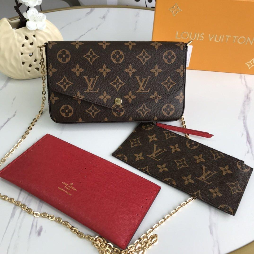 Trend Klasik Bayan Deri Zincir Crossbody Çanta Yeni Riefsaw Cüzdan Cüzdanlar Zarf Debriyaj Çanta Lüks Tasarımcı Bayan Omuz Çantaları