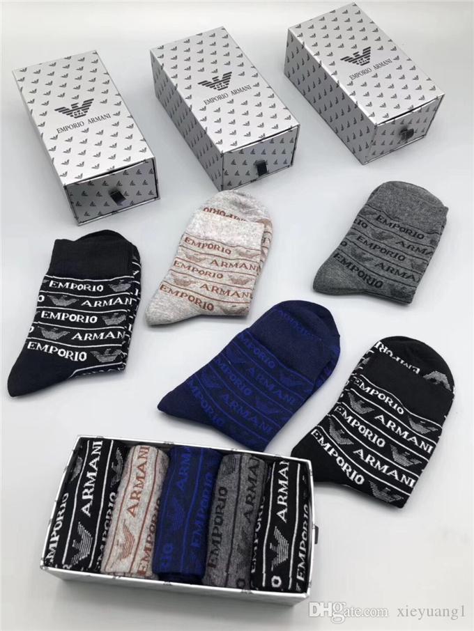 ARMAN Hot nouvelles chaussettes en coton hommes chaussettes chaudes en coton dimensions joli mode et fashionsocks