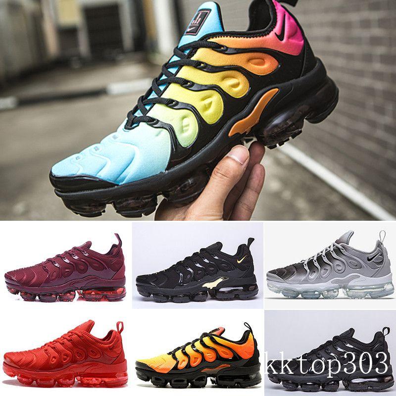 nike Vapormax Tn plus air max airmax  TN Plus Running Shoes For Men Women Royal Smokey Mauve String Colorways Olive In Metallic Triple White Black Trainer CCX4A