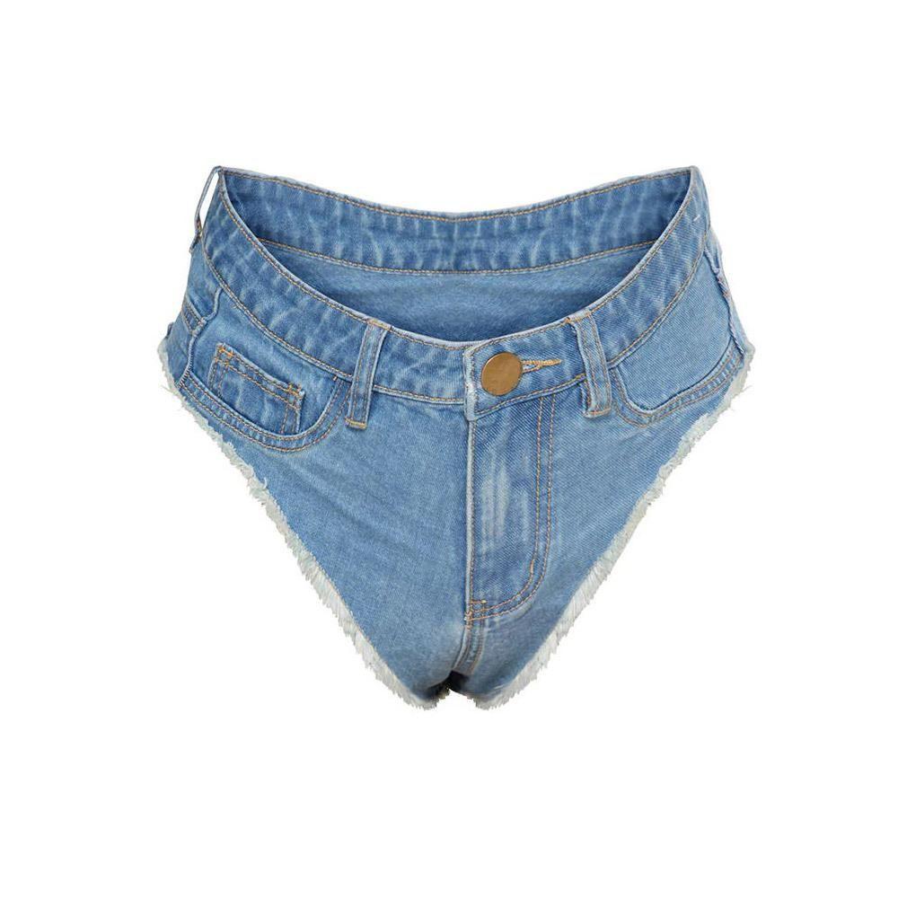 2020 sexy Vintage Mini Short Jeans Booty Shorts nette Bikini Denim Hot Club Party Bottom