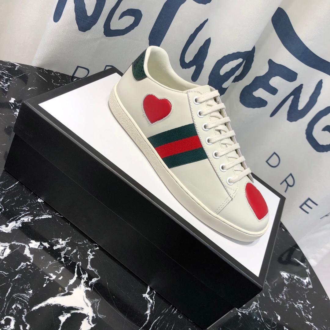2021 -2019d Neueste Benutzerdefinierte Limited Edition Top Designer Männer und Frauen-Freizeitschuhe der Qualitäts-Paar Schuhe Mode-wildes Sport-Schuhe, Größe