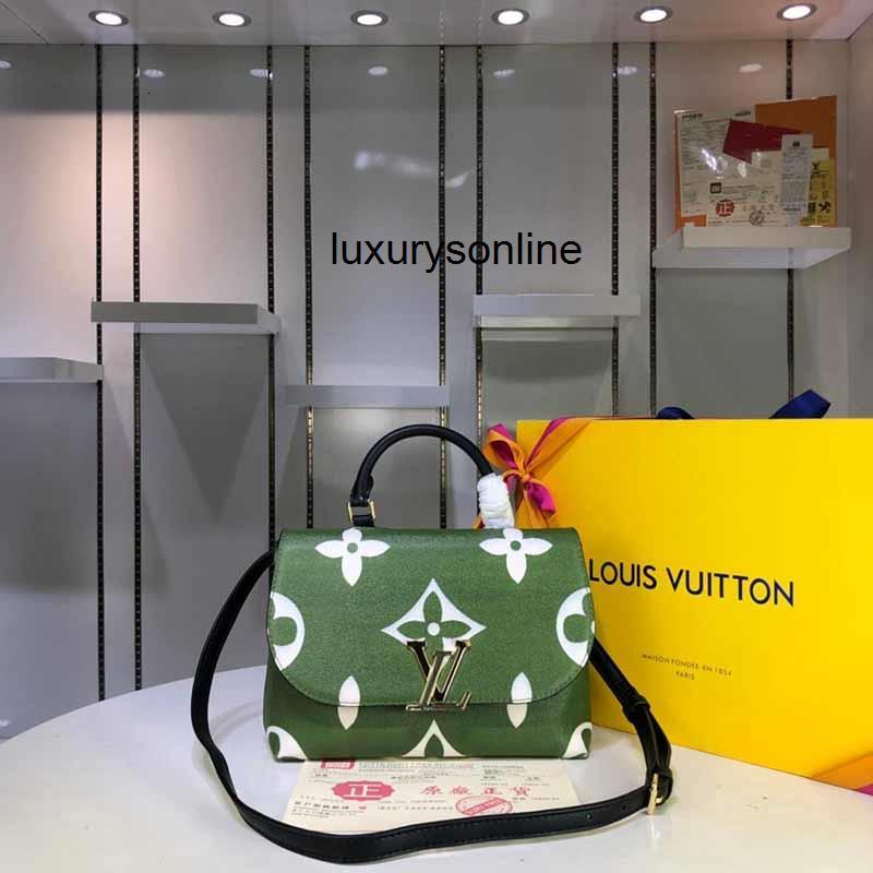 Frauen und Männer mit großer Kapazität Handtasche global begrenzten Modetrend neuer hohe Qaulity Aktentasche Brieftasche Reisetasche M55060-333
