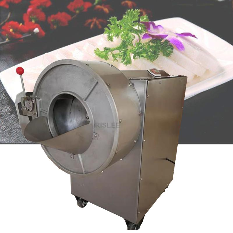 commercial automatic cutting machine vegetable slice dicing machine multi-function electric cutting machine cutting
