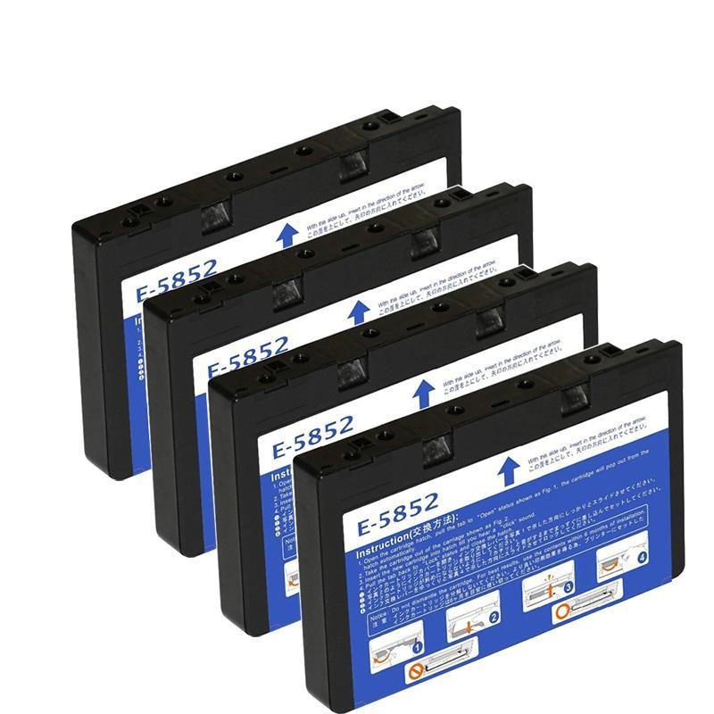 T5852 Kompatybilne wkłady atramentowe dla PictureMate PM210 / 250/270 / 235/215/245, Darmowa wysyłka