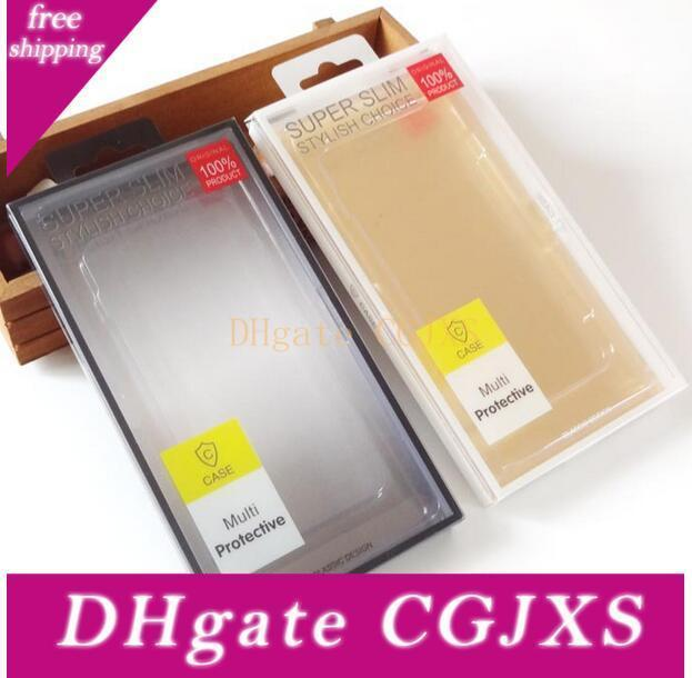 Universal Pvc Plastic Empty Retail Package Box Cell Phone Case Packaging Boxes For Iphone 11 Pro Max Xs Xr X 8 7 6 Plus Samsung