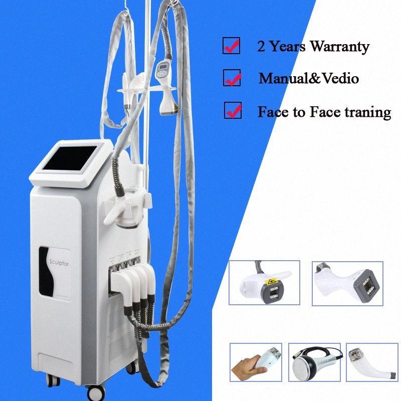 Velashape Máquina Venta velashape pérdida de grasa cuerpo que forma la máquina para adelgazar 2 años de garantía cuerpo que forma Y1FS #
