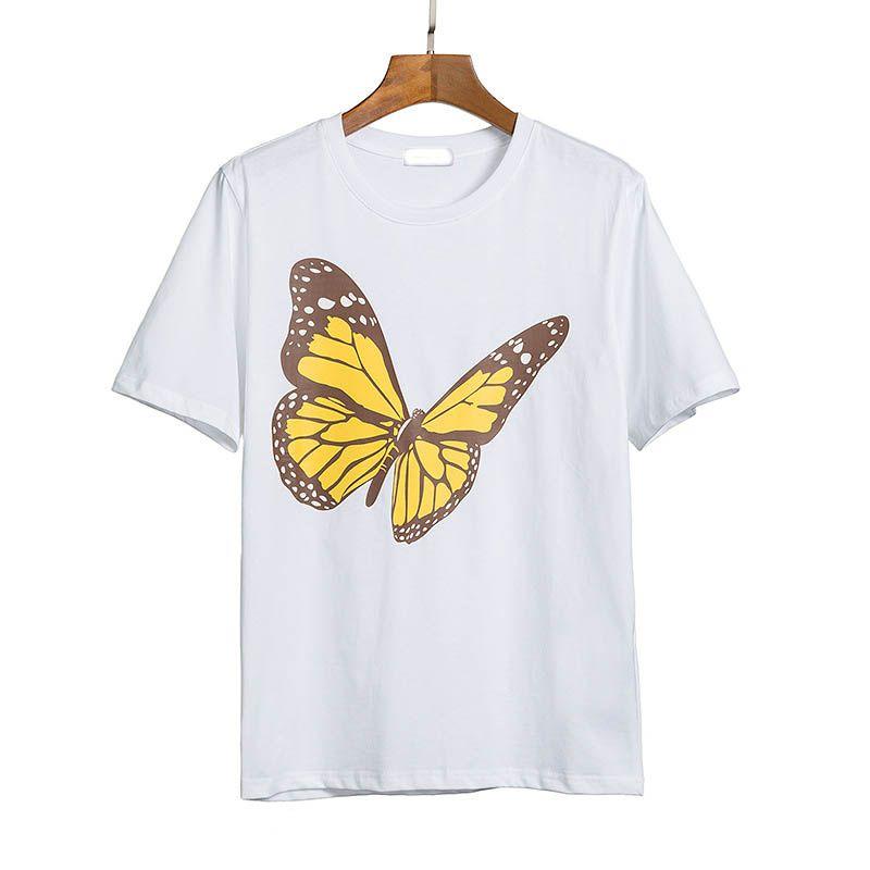 2020 Moda stilisti tişört stilist gündelik kısa kollu moda baskı, yüksek kaliteli kadın ve erkek moda çift tişört mens
