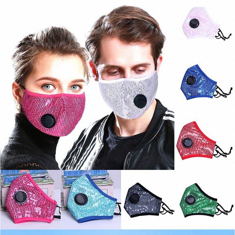 8 цветов Женщин пыл Маска противотуманная дышащей маска для лица с дыханием клапана многоразовые для взрослых маски YYA138 RAEX #