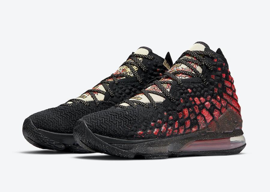 LeBrons crianças 17 Coragem tênis de basquete de vendas com caixa quente James 17 meninos homens China exclusivo Sneakers frete grátis Tamanho US7-US12
