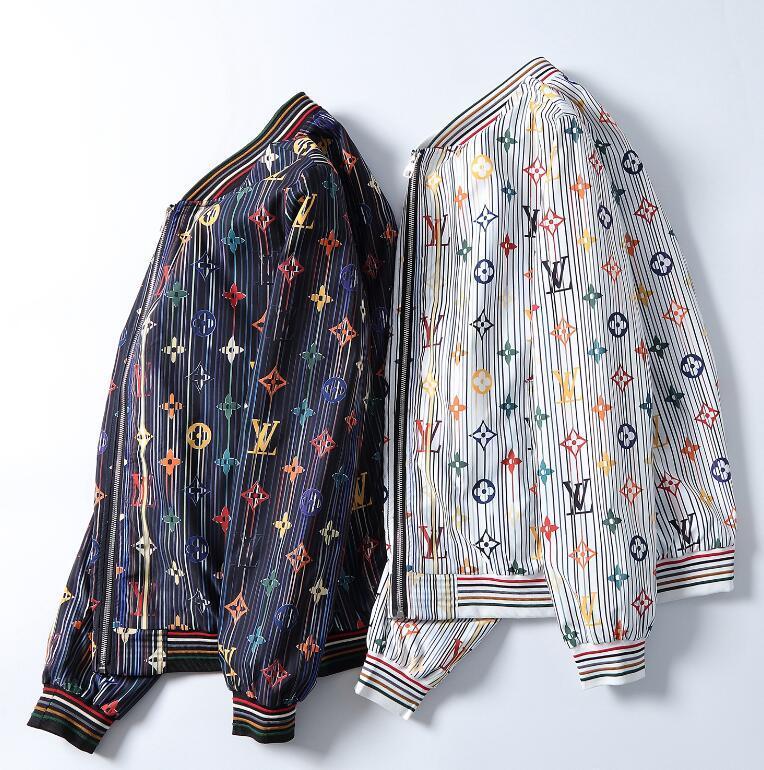 최근 국제 뛰어난 자켓 하이 엔드 코트 고품질의 캐주얼 재킷 패션 스탠드 칼라 스웨터 스웨터 셔츠