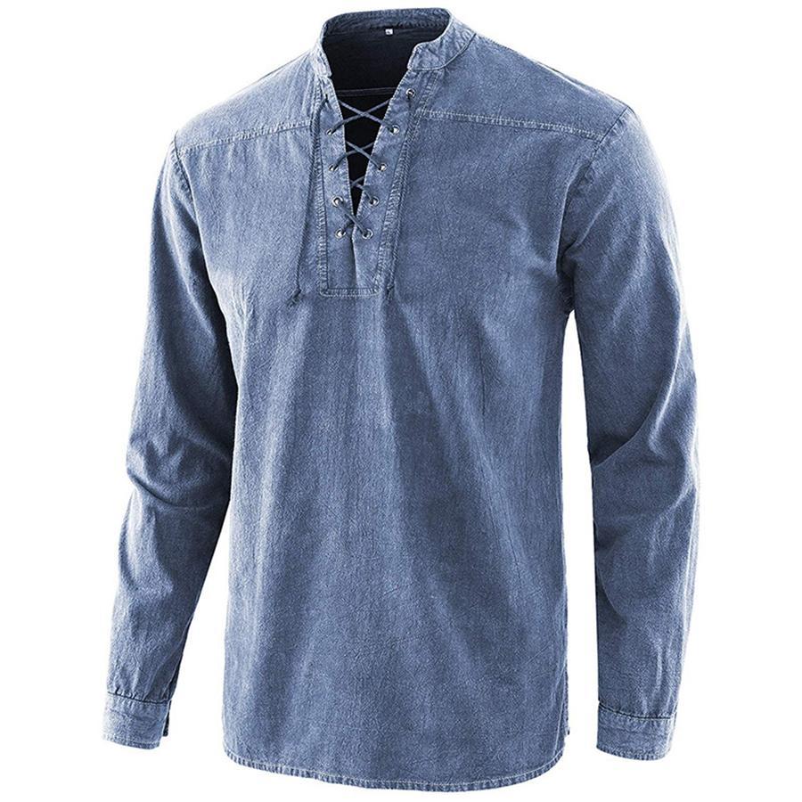 T Shirts Mode schlanke Sport Top Lässige Männer Kleidung Herren Designer Langarm Solid Color # 348
