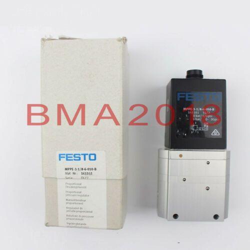 1PC Brand New FESTO MPPE-3-1 / 8-10-010-B ein Jahr Herstellergarantie schnelle Lieferung