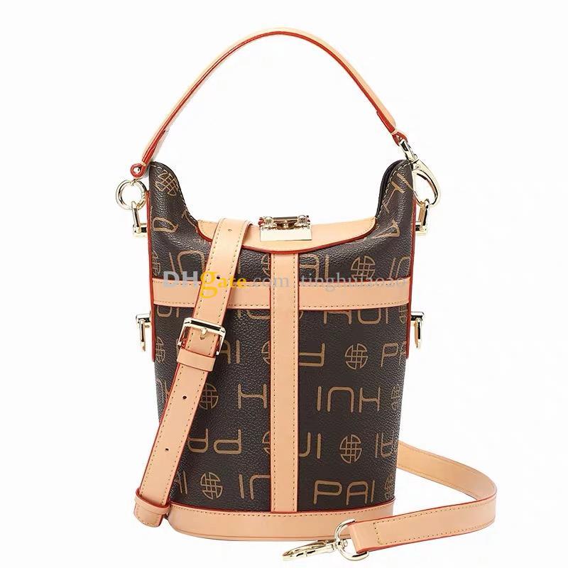 2020 Nova de entrega de alta qualidade de Preço Baixo Designer Bag LU Duffle Bags M43587 bolsa de ombro Bolsas Gift Box em stock FreeShipping