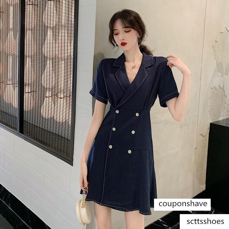 online uygun yaka kısa kollu Fransız niş Platycodon grandiflorum kırmızı etek çocuk 2020 Yaz yeni şık elbise