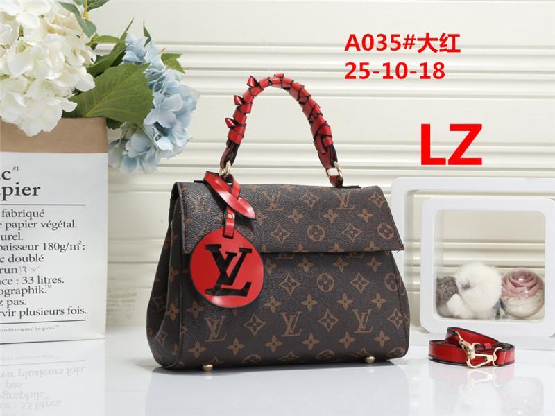 Le donne di marca Y3EL di alta qualità di modo della borsa nuova tela di canapa cuoio genuino di elaborazione della signora Messenger Bag Mini Noe Borse Boston Bag A035-1