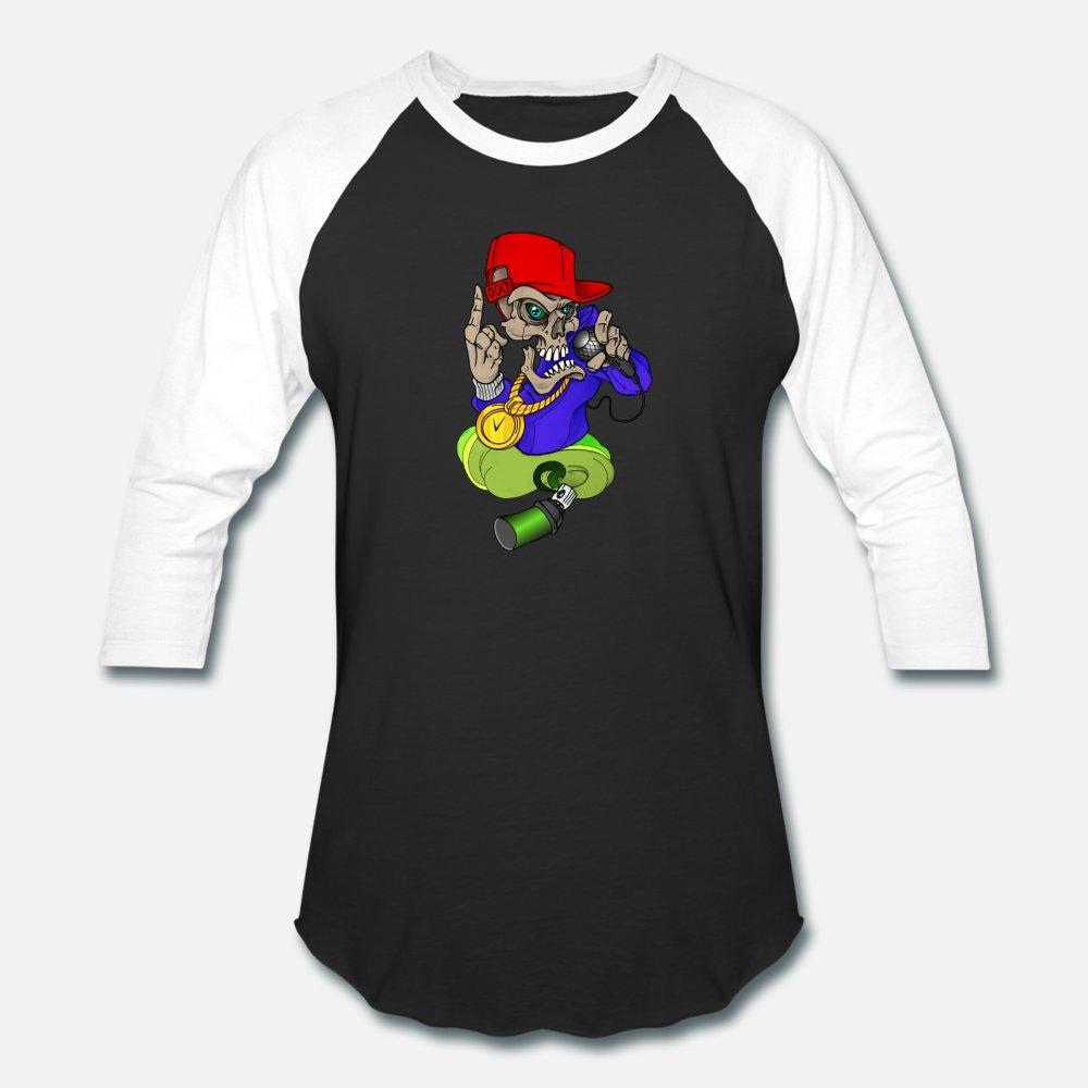 Standart Sevimli Comical yaz Mektupları gömlek 3XL Cooler Hip Hop Rapçi Graffiti t gömlek erkekler tasarımcı pamuk artı boyutu