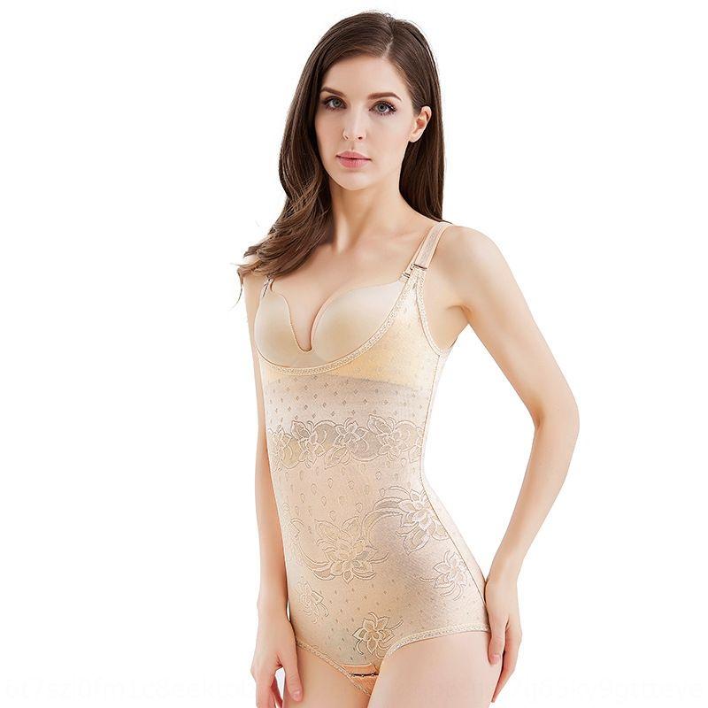 leotardo KAYBt ky7bP de las mujeres, incluso un esguince en la ropa interior del triángulo del cuerpo de una sola pieza con botones al frente del corsé shapewear pantalones abdomen mono salta Medias