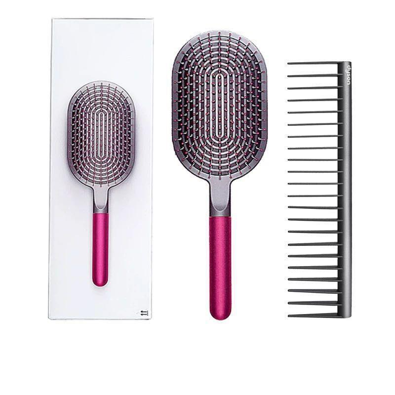 10set DHL Yeni Sürüm Saç Fırçalar Şekillendirme Seti Marka Hızlı Dolaşık Açıcı Saç Tarak ve Paddle Fırça Ücretsiz Kargo tasarlanan