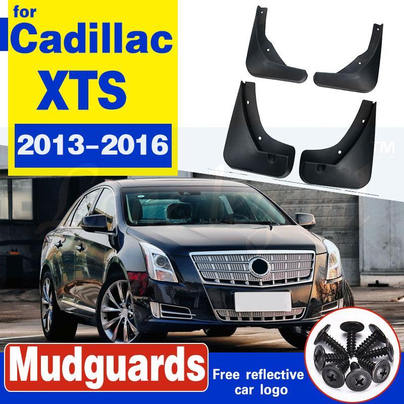Autozubehör Qualitäts-splasher Kotflügel Schmutzfänger Flaps Spritzschutz für Cadillac XTS 2013 2014 2015 2016