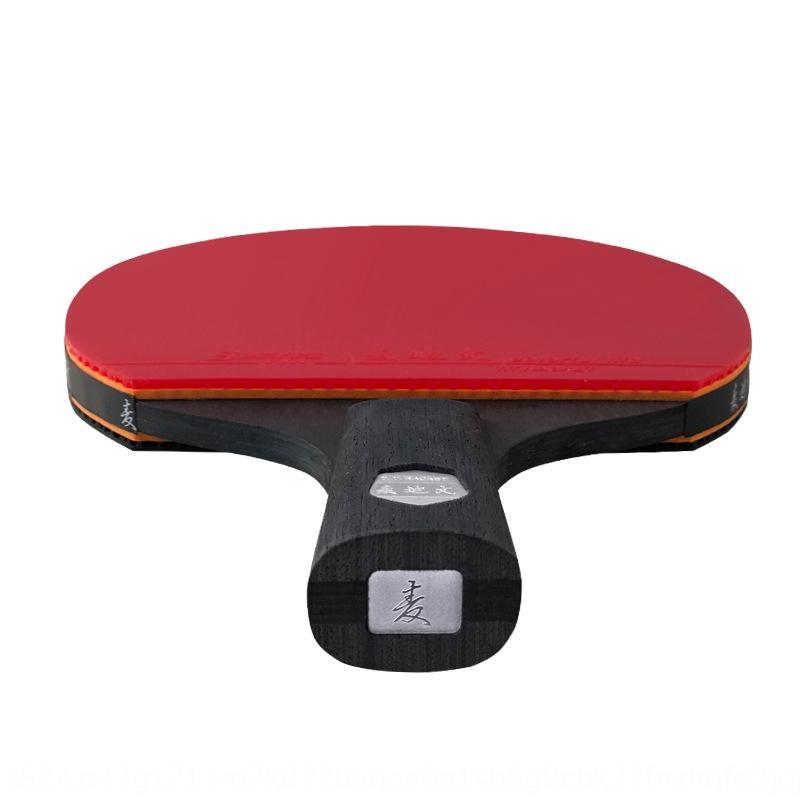 Mai Diwen cuatro estrellas mesa horizontal directa conjunto de tenis de mesa productos de deportes de la raqueta de la raqueta de tenis