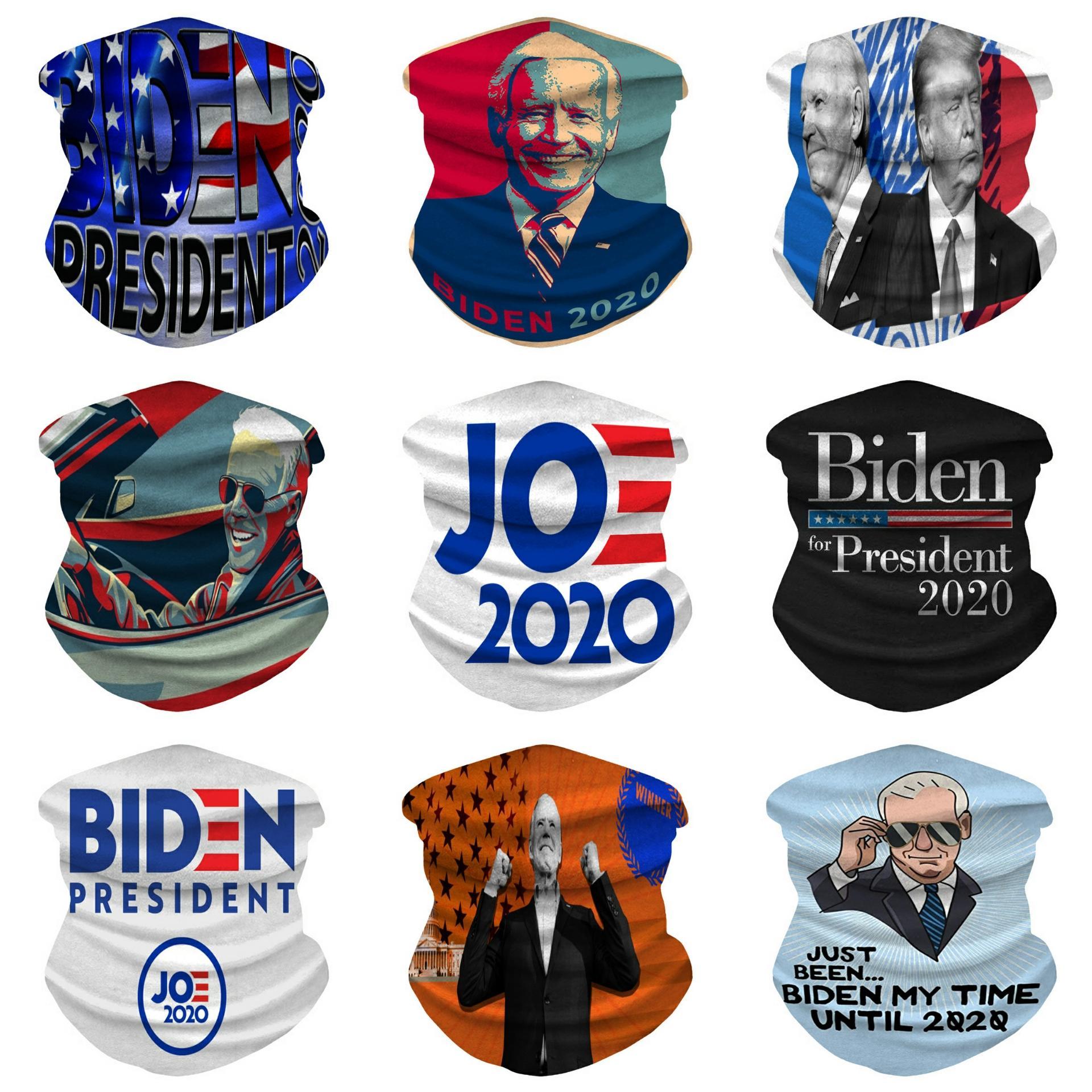 Maske 2020 Gesicht waschbar Druck Staubdichtes Masken Outdoor Radfahren Hals magischen Schal Bandana Designer Mask # 75 # 541