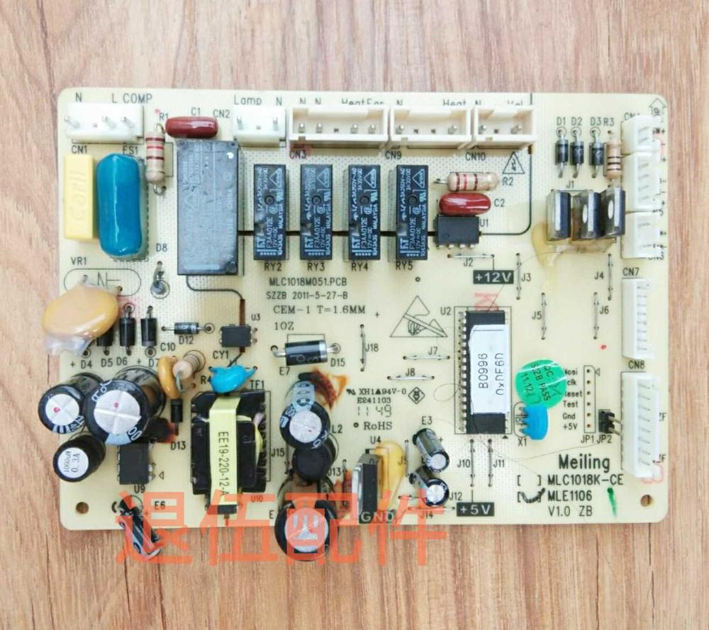 Geeignet für Kühlschrank Platine Computer-Board MLC1018K-CE MLE1106 Bord