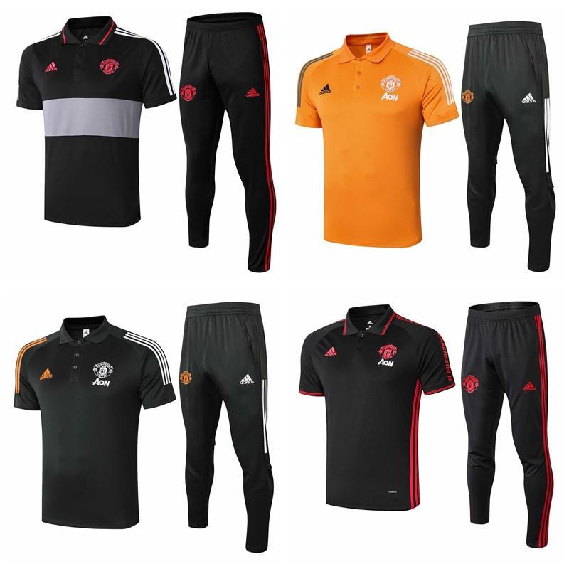 Manchester United 2020 2021 RASHFORD BRUNO FERNANDES футбол костюм футбол обучение БОЕВЫХ костюм объединил 20 21 UTD человек 002 спортивный костюм