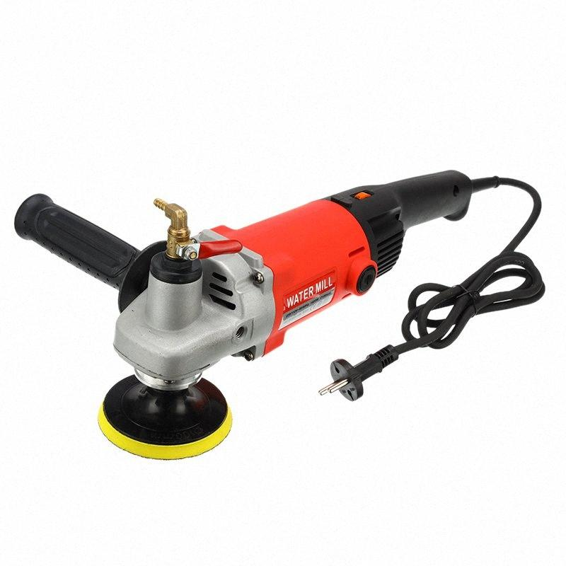 "220V Variable Speed Concrete Stone 4/"" Wet Polisher 45 Pad FREE SHIP UK Australia"