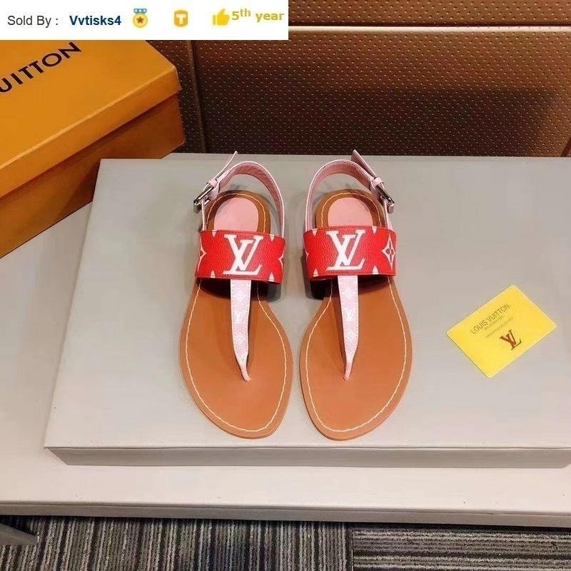 Ladies flower printed flat sandals slippers Casual Handmade Walking Tennis Sandals Slippers Mules Slides Thongs