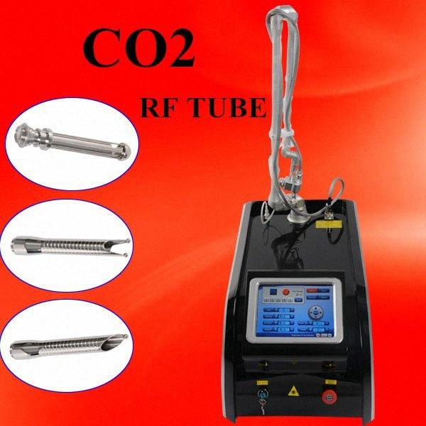 лучшее качество портативный CO2 фракционный лазер кожи шлифовка рубцов Лазерное удаление красоты оборудование DHL Бесплатная доставка jJAa #