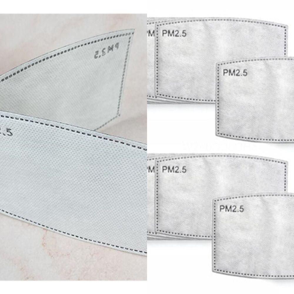 Çocuklar Ücretsiz Ağız DHL Kağıt Gemi! PM2.5 Maske 10 * 7cm Toz Karşıtı Haze Aktif lar 5 Katmanlar PM2.5 Filt